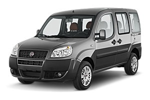 Group E1 Fiat Doblo or similar spain car hire