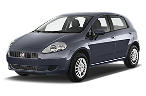 Compact - Fiat Punto or similar car hirenew zealand