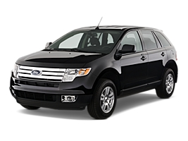 Ford Territory (PWAR) or similar canberra car hire