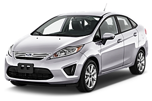 Ford Fiesta or similar car hireuk