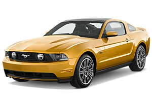 Mustang GT Fastback Inc. GPS Or Similar car hiretasmania