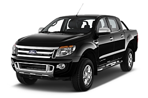 Ford Ranger 4WD car hirenew zealand