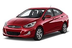 Hyundai Accent or similar car hiresydney