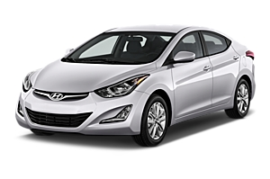 Hyundai Elantra (or similar) australia car hire