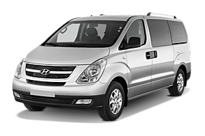 Hyundai iMax 8 Seater or similar car hire australia