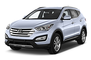 Arnold Clark Car Rental GROUP 94X4 - Hyundai Santa Fe or similar falkirk car hire