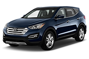 Group H - Hyundai Santa Fe or Similar car hiretasmania