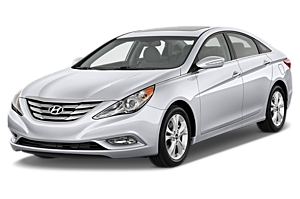 Hyundai i45 or similar australia car hire