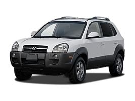 Hyundai Tucson 2WD or similar car hirenew zealand