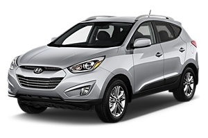 Hyundai Tucson or similar car hirenew zealand