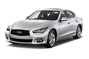 Infinity Q50 or similar australia car hire