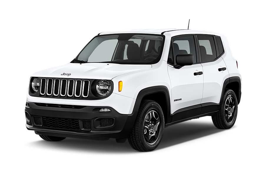 Jeep Renegade 4X2 malaga car rental