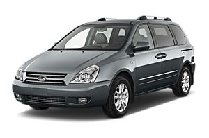 KIA Carnival or similar victoria car rental