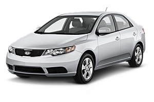Kia Cerato or similar car hire australia