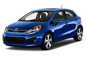 Kia Rio or similar car hiresydney