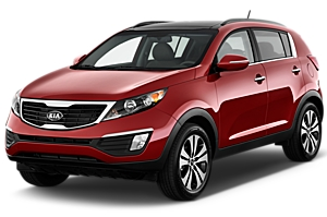 Kia Sportage or similar australia car hire