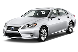 Prestige Hybrid Lexus ES300H or similar car hirenew zealand