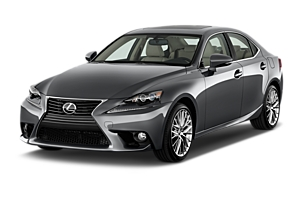 Lexus IS250 or similar australia car hire