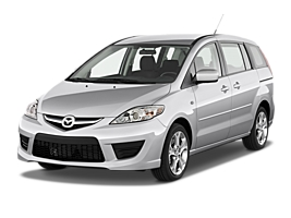 Mazda Premacy Guaranteed Model car hirenew zealand