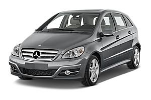 Mercedes B Class 5DR/5PSGR or similar malaga car rental