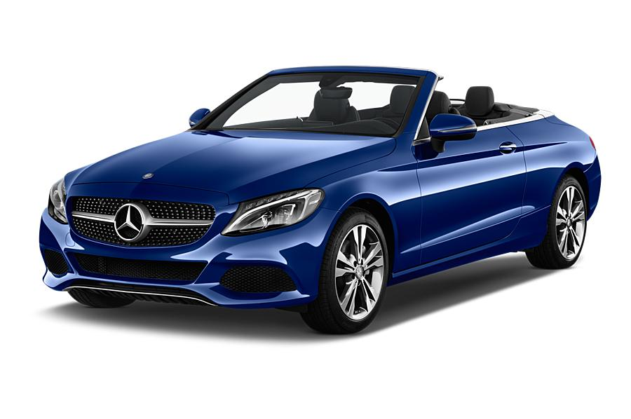 Mercedes C Class Convertible car hire australia