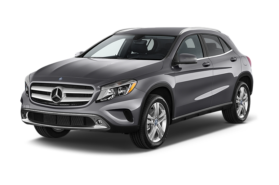 Mercedes GLA car hirenew zealand