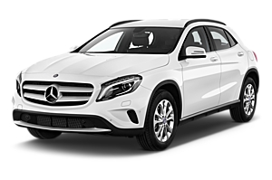 Mercedes SUV GLA180 australia car hire