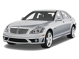 L Mercedes S Class malaga car rental