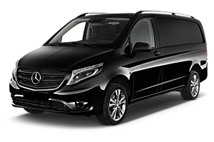 Mercedes V Class or similar malaga car rental