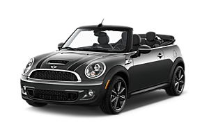 Mini Cooper Convertible or similar car hirebrisbane