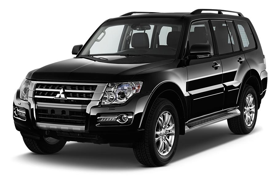 Mitsubishi Pajero or similar australia car hire