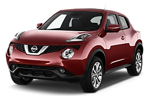 Nissan Juke spain car hire