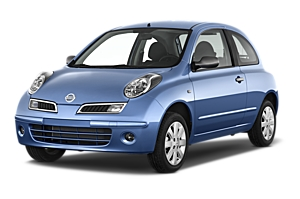 Nissan Micra 1.2 alicante car rental