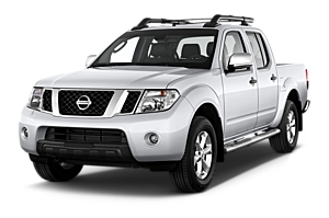 Nissan Pickup Doble Cabina or similar malaga car rental