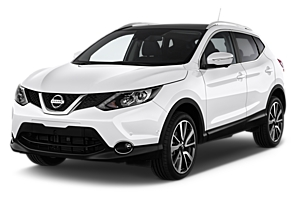 Nissan Qashqai car hirenew zealand