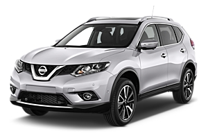 Nissan X-trail or similar car hire australia