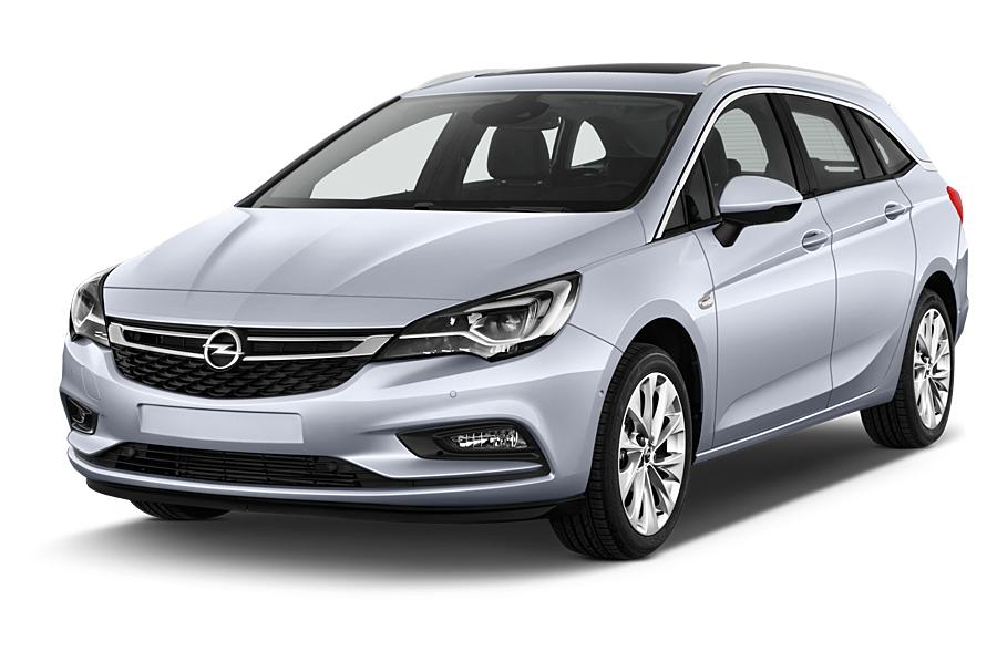 Opel Astra Wagon Or Similar spain car hire