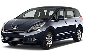 Peugeot 5008 or similar car hireuk