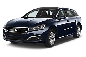 Peugeot 508 Station Wagon or similar malaga car rental