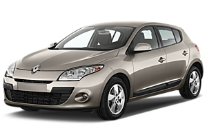 Megane Renault G T Dynamic or similar malaga car rental