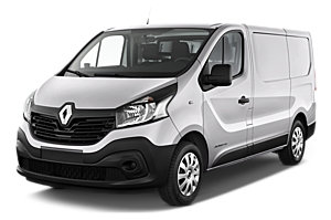 Delivery Van – Renault Traffic or similar australia car hire