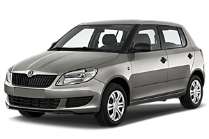 Skoda Fabia Auto or similar uk car hire