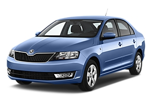 Skoda Rapid car hireuk