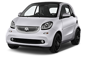 Smart Fortwo or similar malaga car rental