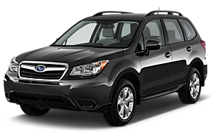 Subaru Forester 4WD With Bike Rack australia car hire