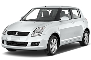 Suzuki Swift 5 door or similar car hire - australia