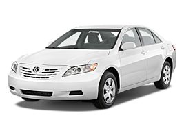 Toyota Camry or similar car hirenew zealand