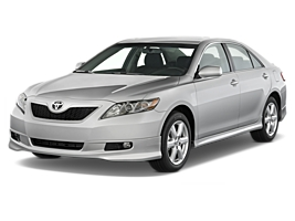 Toyota Camry or similar car hiretasmania