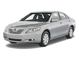 Toyota Camry or similar car hire - australia