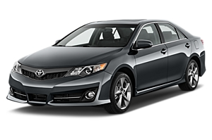 Toyota Camry or similar perth car hire